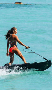 JetSurf Girl Ride